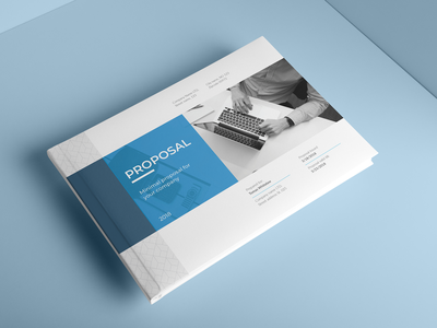 A5 Landscape Proposal word brochure word template infographic indesign template brochure design design brochure layout company profile proposal design a5 brochure a5 proposal proposal template brochure template