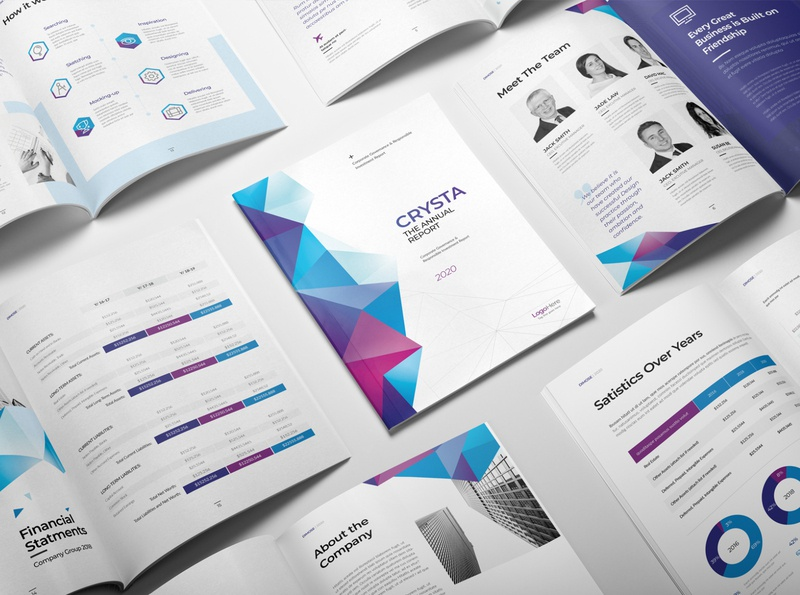 Abstract Polygon Annual Report