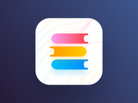 iOS App Icon Logo