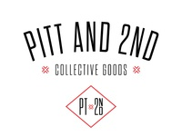 PITT AND 2ND Primary and 2ndary logos