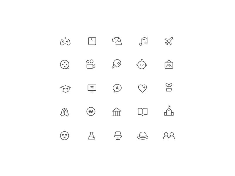icon set graphic design graphic lineicons lineicon icon set icon design iconography icons icon