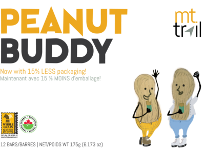Peanut Buddy Packaging