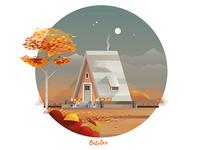 October Cabin