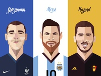 Football - illustration Set01
