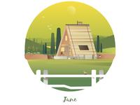 June Cabin