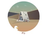 May Cabin