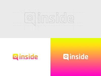 Inside Logo logo inside
