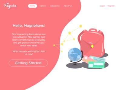 Magnolia - Home Page