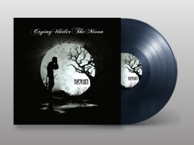 Music Album Cover - Crying Under The Moon