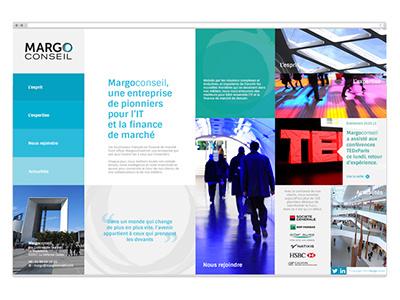 Margoconseil webdesign