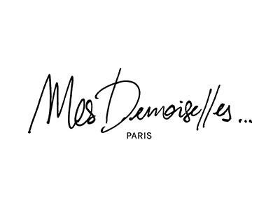 Mes Demoiselles Paris Logo redesign