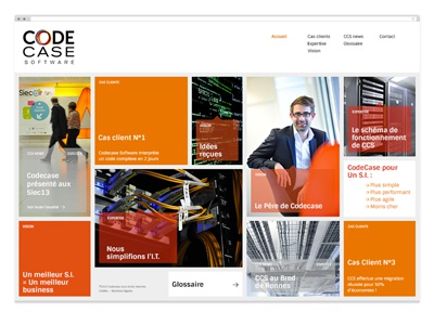 CodeCase Software - webdesign
