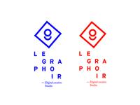 Le Graphoir logotype