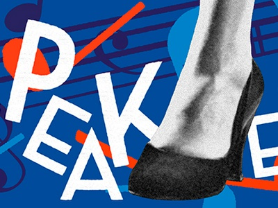 """Speakeasy"" – '20s Party speakeasy poster charleston jazz 20s 1920s dance swing"