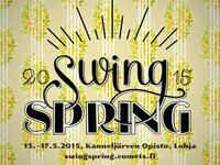Swing Spring 2015 Flyer