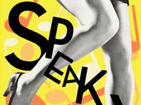 'Speakeasy' -party 2015 Poster