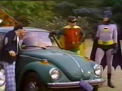 First Car first car my batman beetle 1973
