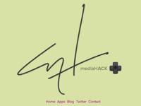mediaHACK Redesign 11.09