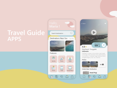 Travel Guide Apps