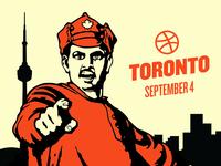 Toronto Dribbble Meetup