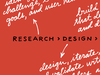 Research > Design > Delight