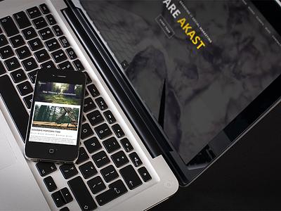 Akast - One & Multi-Page Premium Theme wordpress onepage multipurpose