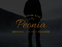 WIP - Peonia Fashion Blog
