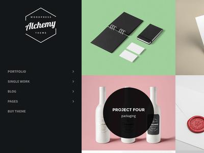 [WIP] Alchemy Creative Portfolio