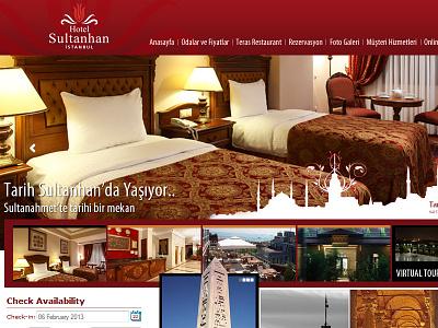 Sultanhan Hotel hotel otel sultanhan sultan red
