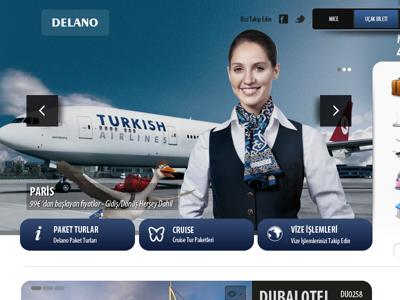 Delano Travel Agent