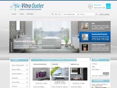 Vitra E Shop shop eshop commarce eticaret ticaret banyo