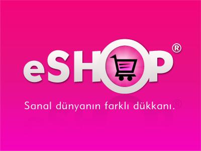 Eshop Logo eshop shop eticaret e-ticaret alışveriş