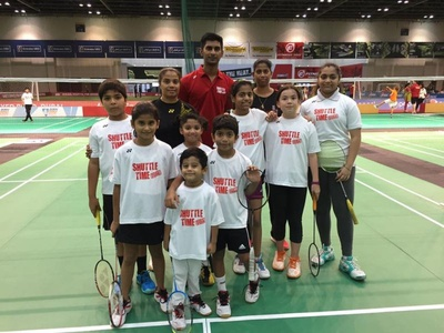Book Badminton Classes for Kids & Adults in Dubai badminton activity classes near me dubai classes kids activity classes