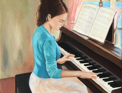 Learn How to Play Piano in Dubai