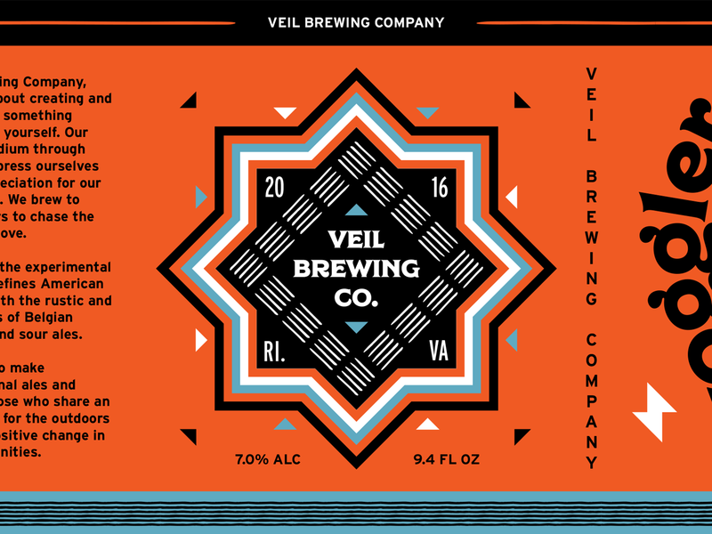 Veil Brewing Co. alcohol ipa flavor packaging can beer bottle company branding beer brewing