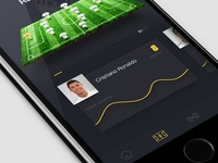 About football APP(Real Madrid)
