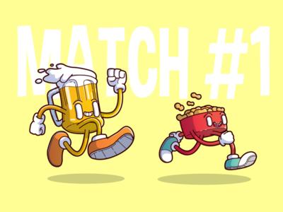 Match #1