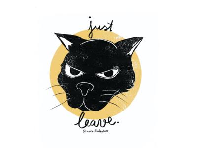 a cat mood