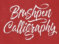 Brushpen Calligraphy