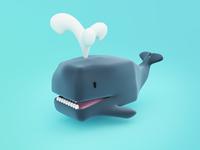 Whale Illustration 🐳