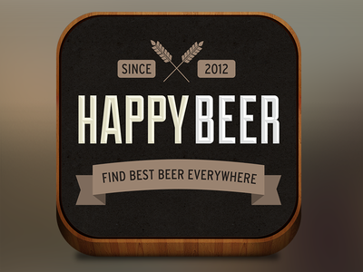 Happy Beer icon