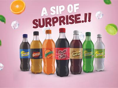 Soft Drink Poster Design Agency in Ahmedabad design creative brandingagency branding