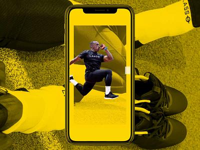 Lasso Ads marketing agency socks animated sports graphic designer ads advertising digital ads digital marketing