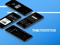 The Athletic Club Mobile App