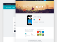 Endeavour HTML Template