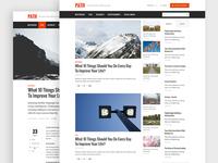 Path News Template