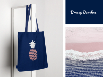 Breezy Beaches Logo Design