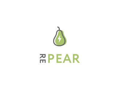 RePear Logo Design