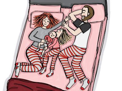 Love family love cuddly child childrens books childrens book illustration illustration