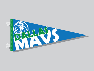 Mavs Pennant - Weekly Warmup